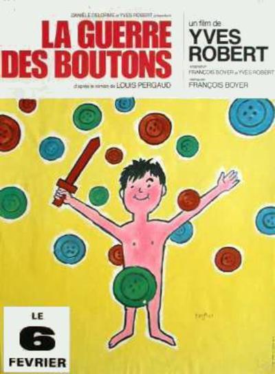 La guerre des boutons-Raymond Savignac-Premium Edition