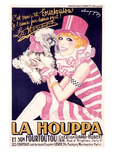 La Houppa-Choppy-Giclee Print