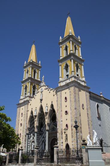 La Iglesia De Jesucristo De Los Santos De Los Ultimos Dias, Mazatlan, Sinoloa State, Mexico-Richard Maschmeyer-Photographic Print