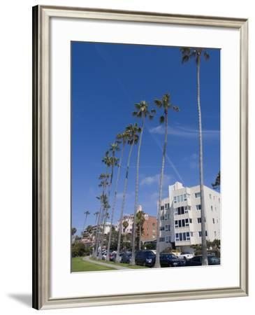 La Jolla, Near San Diego, California, United States of America, North America-Ethel Davies-Framed Photographic Print