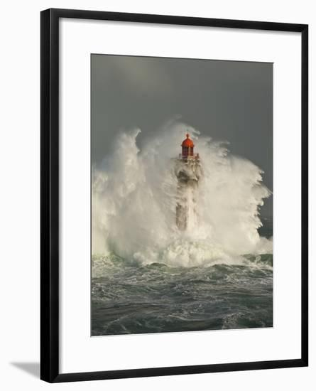 La Jument-Jean Guichard-Framed Art Print