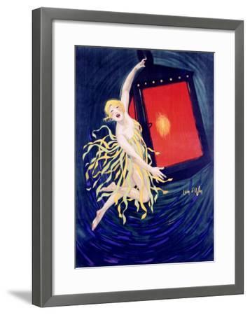 La Liberte-Jean D' Ylen-Framed Giclee Print