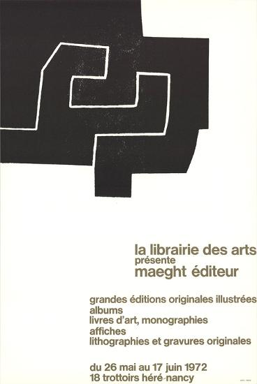 La Librairie des Arts-Eduardo Chillida-Collectable Print