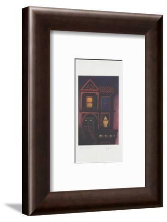 La maison-Laurent Schkolnyk-Framed Collectable Print