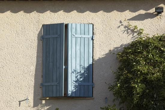 La Mas, Modern Traditional Style Provencal House. Window Detail-Richard Bryant-Photographic Print