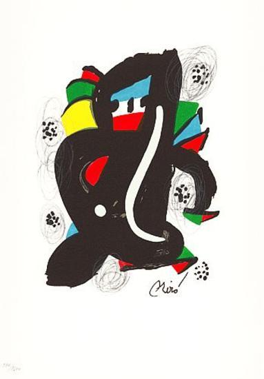 La Melodie Acide II-Joan Mir?-Collectable Print