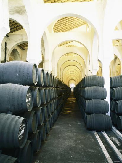 La Mezquita Winery (Jerez de la Frontera, Spain)-Hendrik Holler-Photographic Print