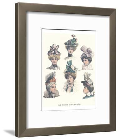 La Mode Illustree, Chapeaux II