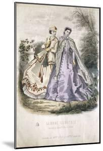 """La mode illustrée """"Toilettes de Mesdemoiselles Lise"""""""