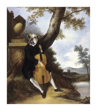 La Musique-Thierry Poncelet-Premium Giclee Print