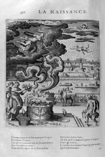 La Naissance, 1615-Leonard Gaultier-Giclee Print