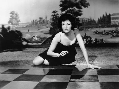 La Notte, (aka The Night), Monica Vitti, 1961--Photo