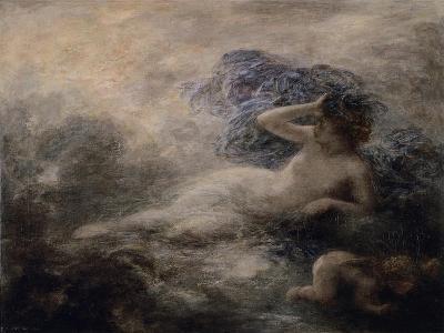 La Nuit-Henri Fantin-Latour-Giclee Print