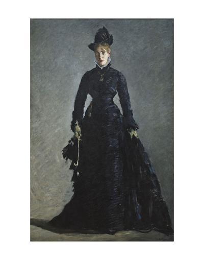 La Parisienne, c. 1876-Edouard Manet-Art Print