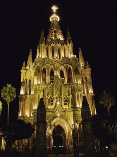 La Parroquia Church, San Miguel de Allende, Mexico--Photographic Print