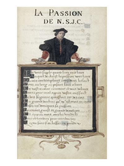 La Passion de Notre Seigneur Jésus Christ de Jacques Le Lieur--Giclee Print