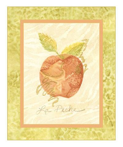 La Peche-Nancy Slocum-Art Print