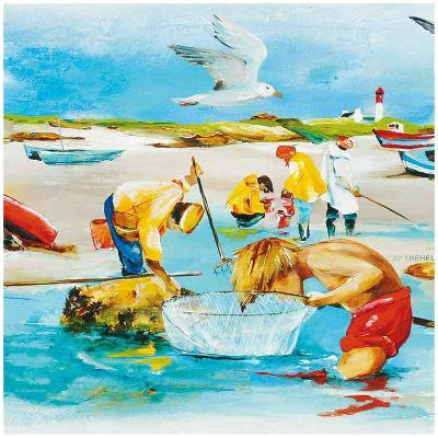La Pêche-Lizie-Art Print