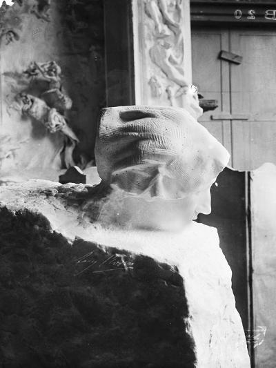 La Pensée-Auguste Rodin-Giclee Print