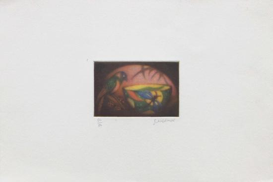 La perruche-Laurent Schkolnyk-Limited Edition