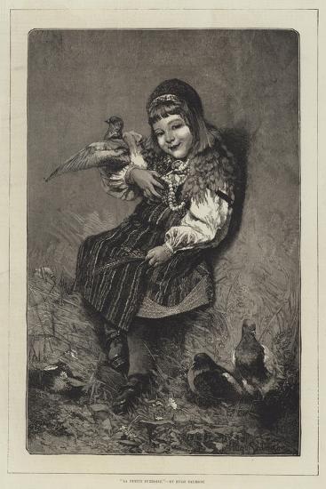 La Petite Suedoise-Hugo Salmson-Giclee Print
