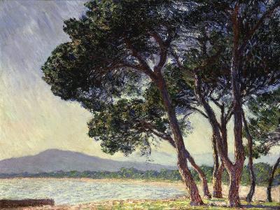 La Plage de Juan-Les-Pins, 1888-Claude Monet-Giclee Print