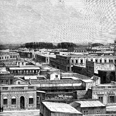 La Plata, Buenos Aires, Argentina, 1895--Giclee Print