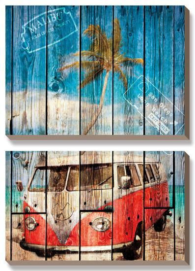 La Playa-Bresso Sola-Canvas Art Set