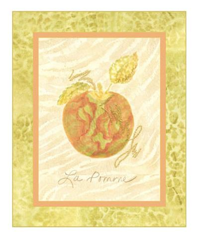 La Pomme-Nancy Slocum-Art Print