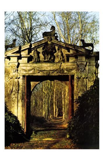 La Porte de Diane--Art Print