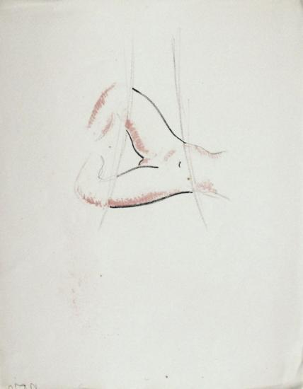 La Princesse de Babylone 10 (Essai 1)-Kees van Dongen-Collectable Print