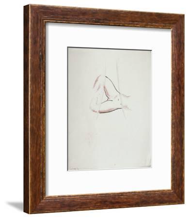 La Princesse de Babylone 10 (Essai 1)-Kees van Dongen-Framed Collectable Print