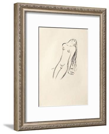 La Princesse de Babylone 12 (Suite couleur)-Kees van Dongen-Framed Premium Edition