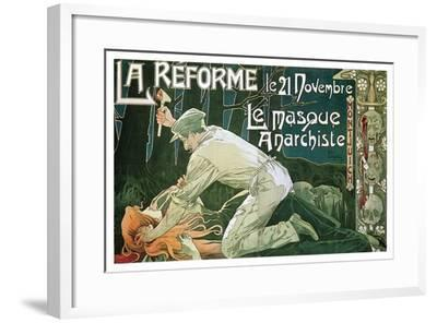 La Reforme-Privat Livemont-Framed Art Print
