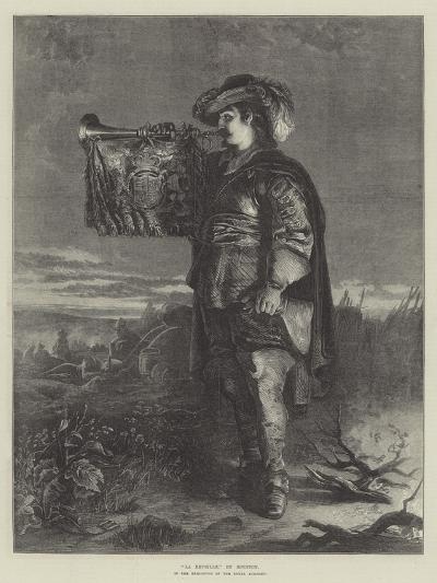 La Reveille--Giclee Print