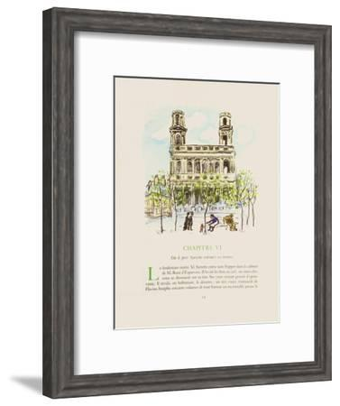 La Révolte des Anges 12-Kees van Dongen-Framed Collectable Print