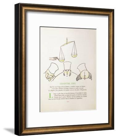 La Révolte des Anges 51-Kees van Dongen-Framed Premium Edition