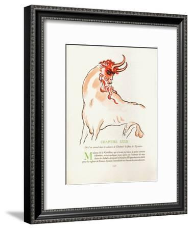 La Révolte des Anges 56-Kees van Dongen-Framed Premium Edition