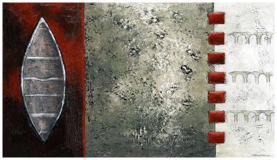 La rivière verte I-Marie Claprood-Art Print