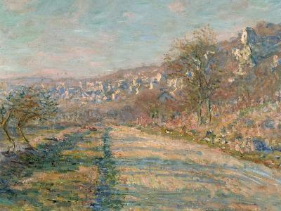 La Roche-Guyon, 1880-Claude Monet-Giclee Print