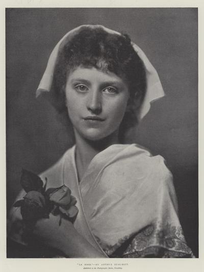 La Rose--Giclee Print