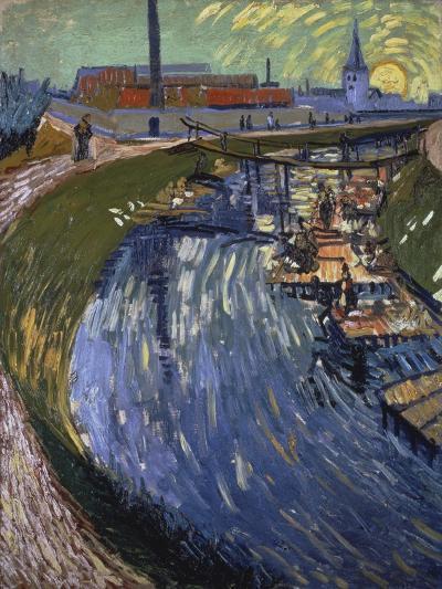 La Roubine Du Roi, 1888-Vincent van Gogh-Giclee Print