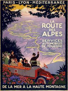 La Route Des Alpes
