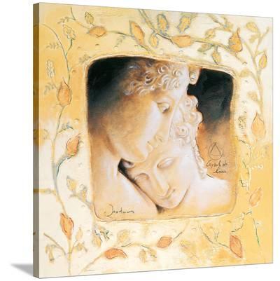 La Sculpture-Joadoor-Stretched Canvas Print