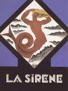 La Sirene Poster