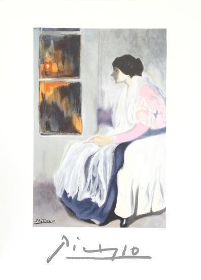 La Soeur de L'Artiste-Pablo Picasso-Collectable Print