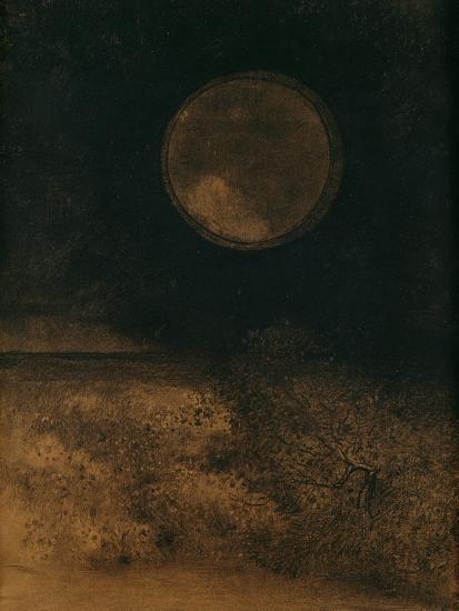 La Sphere (Globe), 1890-5-Odilon Redon-Giclee Print