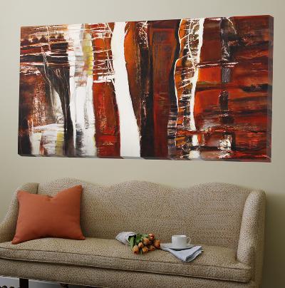 La Tete dans les Nuages-Kathleen Cloutier-Loft Art