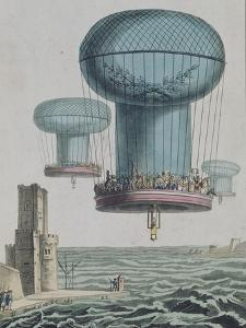 La thilorière ou descente en Angleterre. 13 prairial An XI.