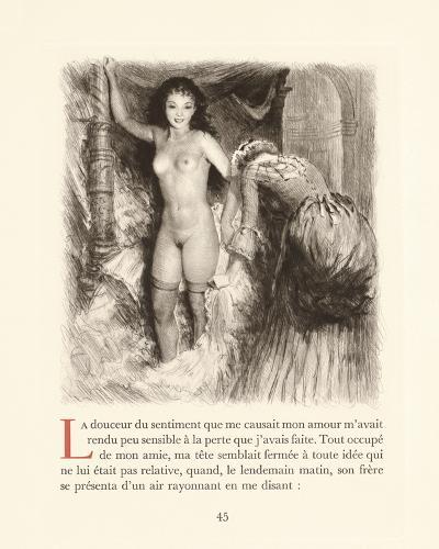 La Toilette-Gabriel Ferrier-Premium Giclee Print